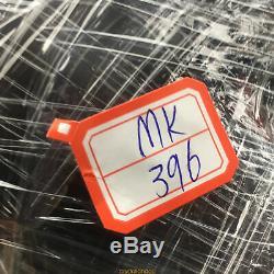 2.31LB Natural Geode Agate quartz eagle skull hand Carved crystal MK396