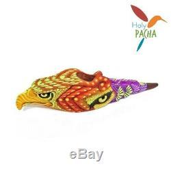 Amazonian Mapacho Tobacco Pipe Ayahuasca Inspired Eagle 10.25
