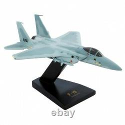 F-15C Eagle Hand-Carved 1/72 Scale Display ready